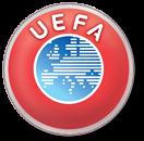 2016年2月期の男子UEFAランキング