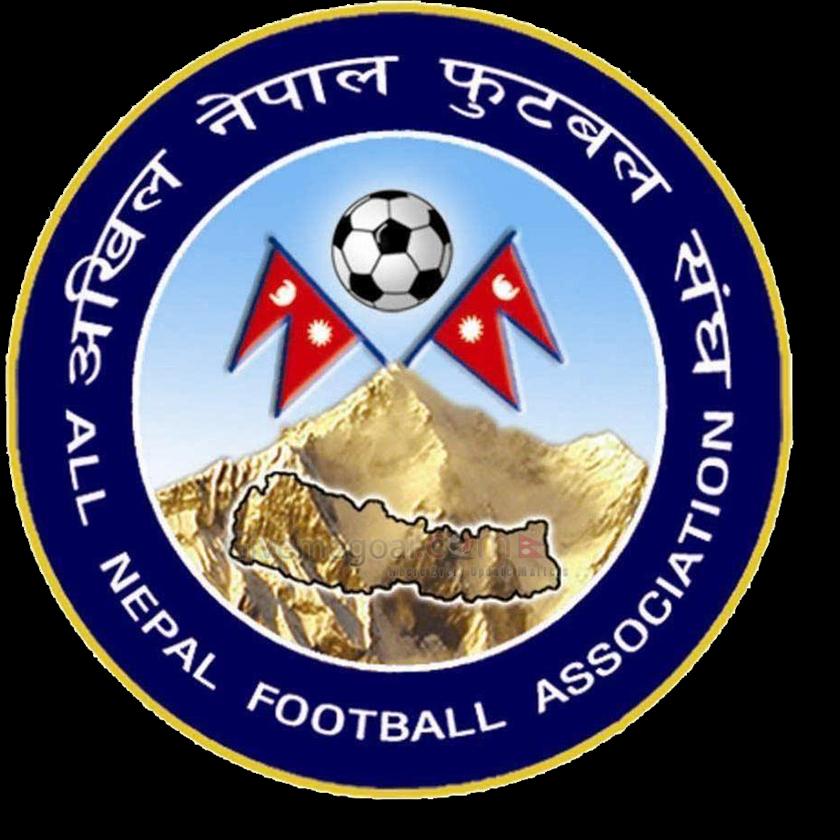 ネパール代表エンブレム