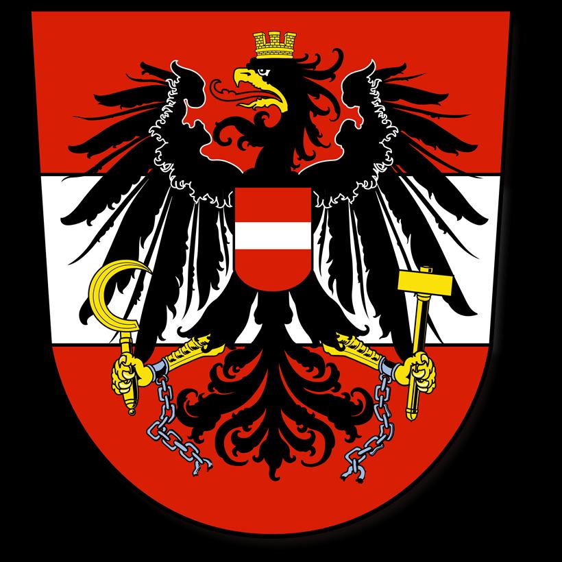 オーストリア代表エンブレム