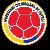 コロンビア代表エンブレム