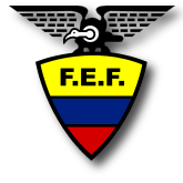 エクアドル代表エンブレム