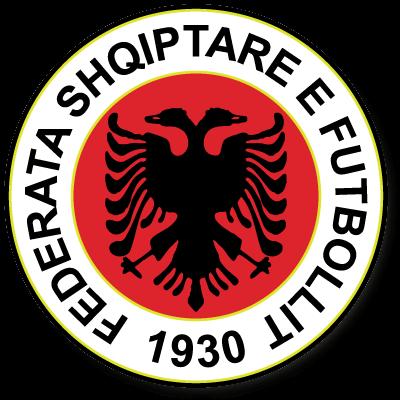 アルバニア代表エンブレム