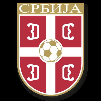 セルビア代表エンブレム
