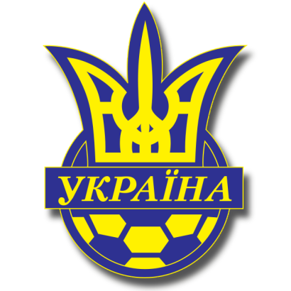 ウクライナ代表エンブレム