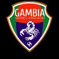 ガンビア代表エンブレム