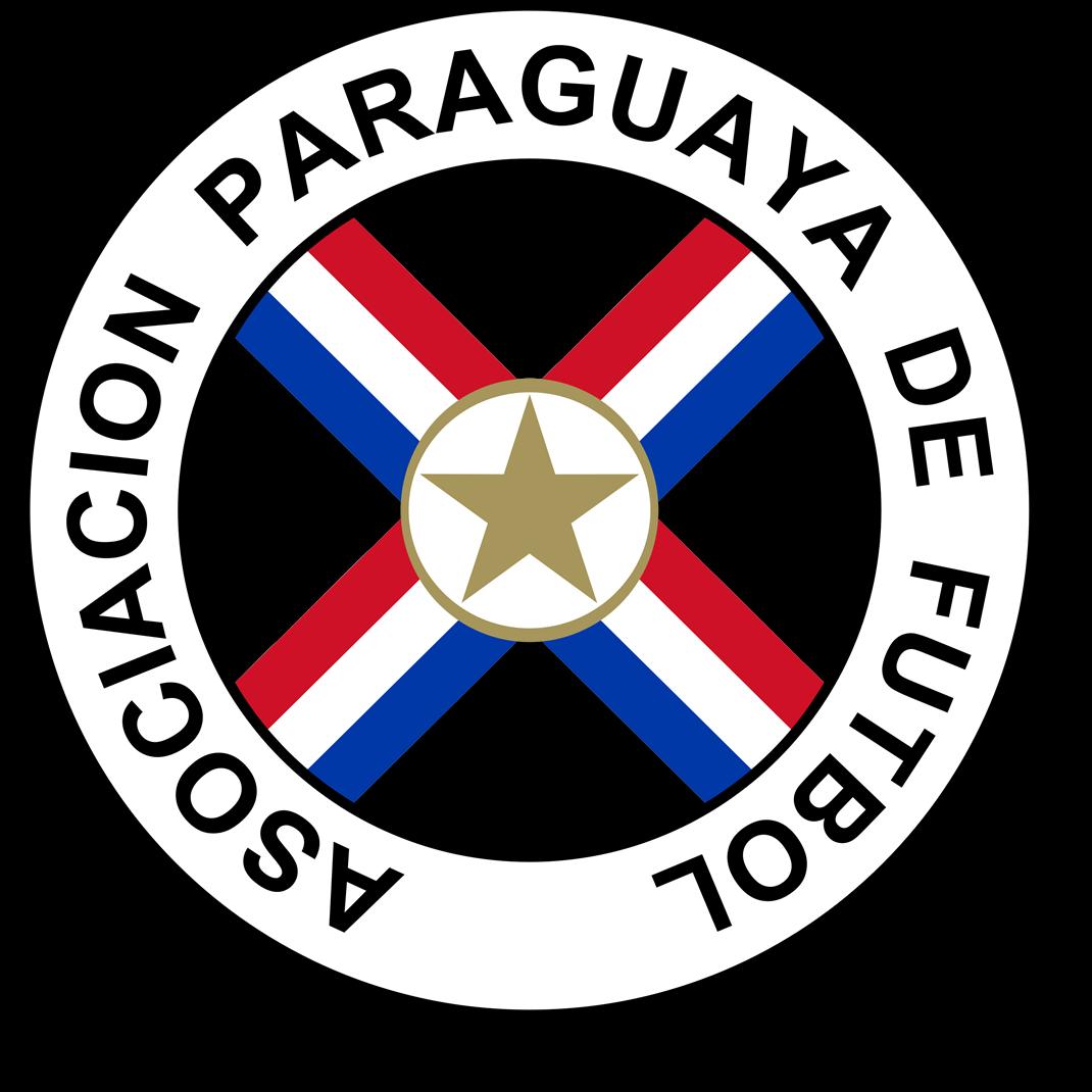 パラグアイ代表エンブレム