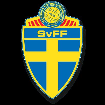 スウェーデン代表エンブレム